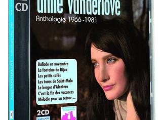 Anne Vanderlove, la « Joan Baez française »