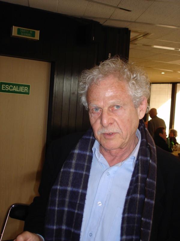 Pierre Grosz en 2007.