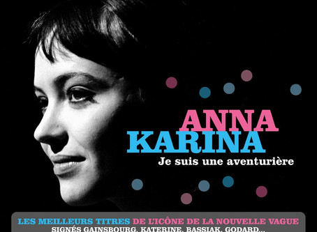 Anna Karina, une Danoise à Paris
