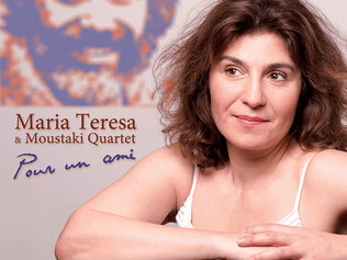 Maria Teresa chante Moustaki