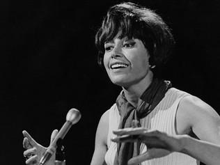 Pauline Julien, vue par Jean Dufour