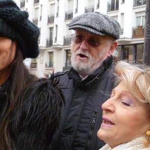 « L'idole des Pieds-Noirs » : Enrico Macias vu par Jean-Michel Boris