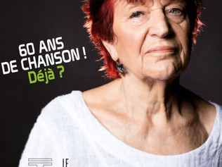 Anne Sylvestre fête ses 60 ans de chanson