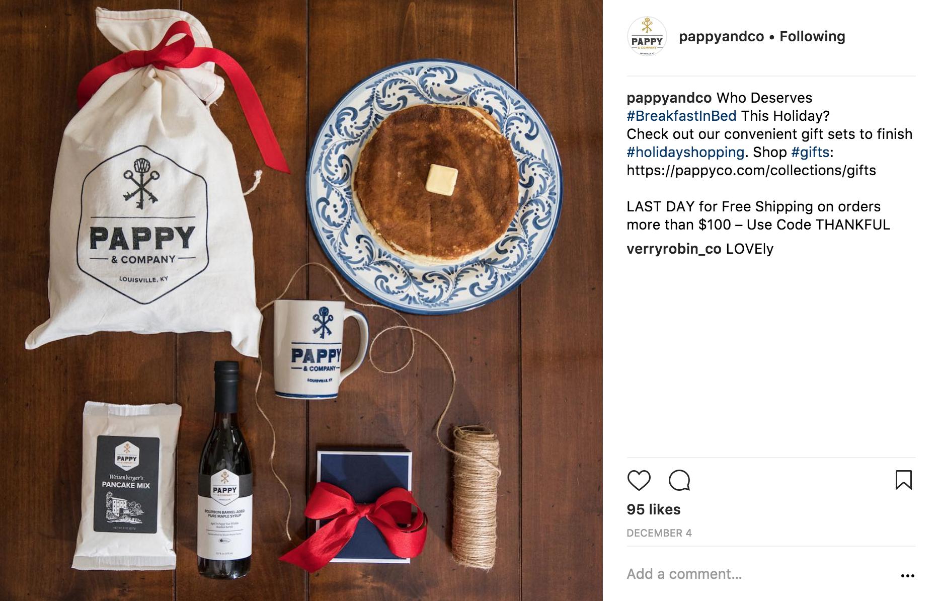 Pappy & Company Social