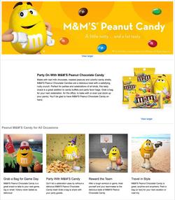 M&M'S Brand