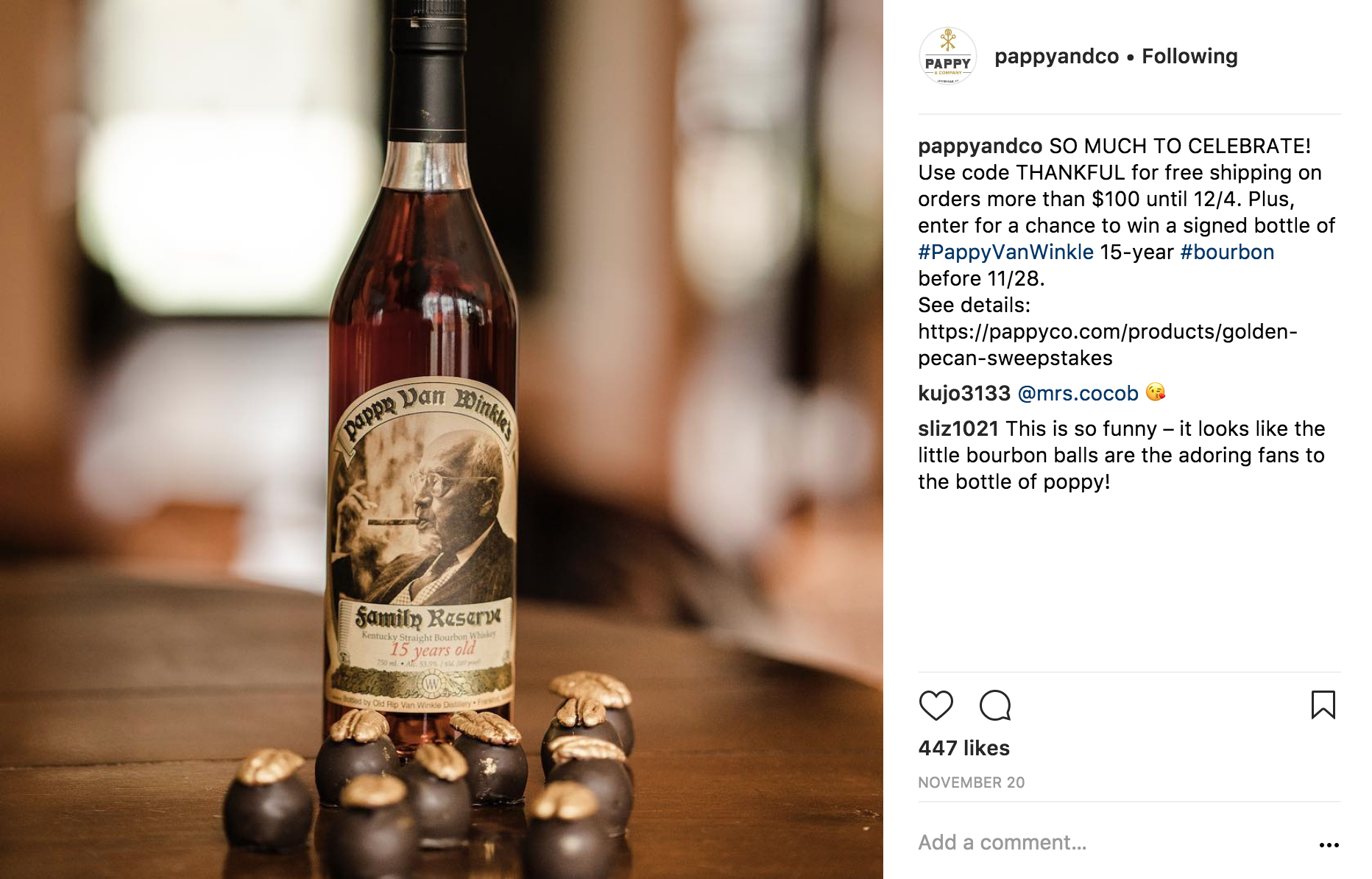 Pappy & Company Promotions