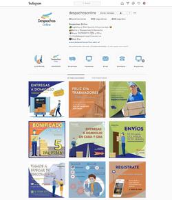 Instagram Despachos Online
