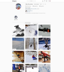 Ride_The_Snow Instagram Page