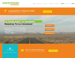 Encotrans Express Site