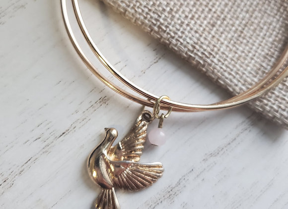 Dove Bangle Set