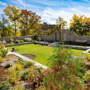 Scott Sunken Garden