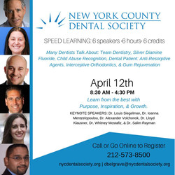 NYCDS April 2019