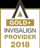 Gold+ Invisalign Provider