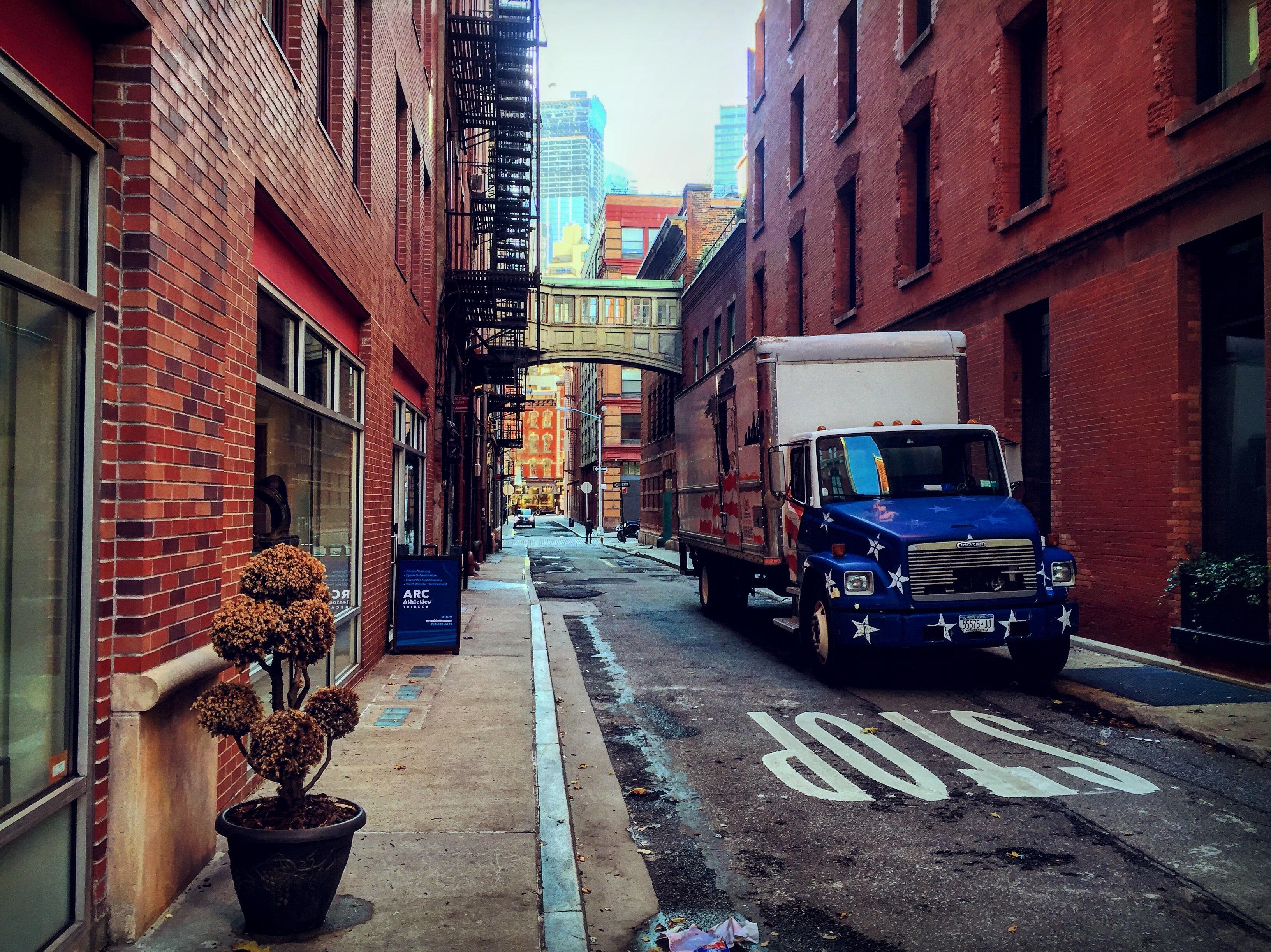 tribeca historic architecture