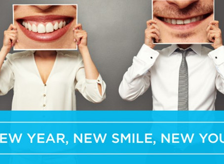 Kick off the New Year with a Healthy Smile! Why Oral Health should be Part of your New Year's Resolu