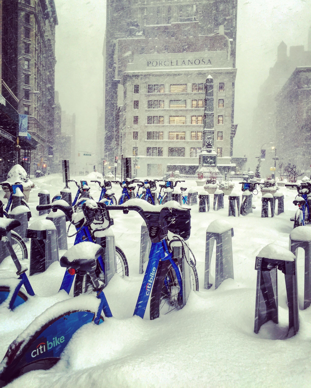 nyc snowstorm