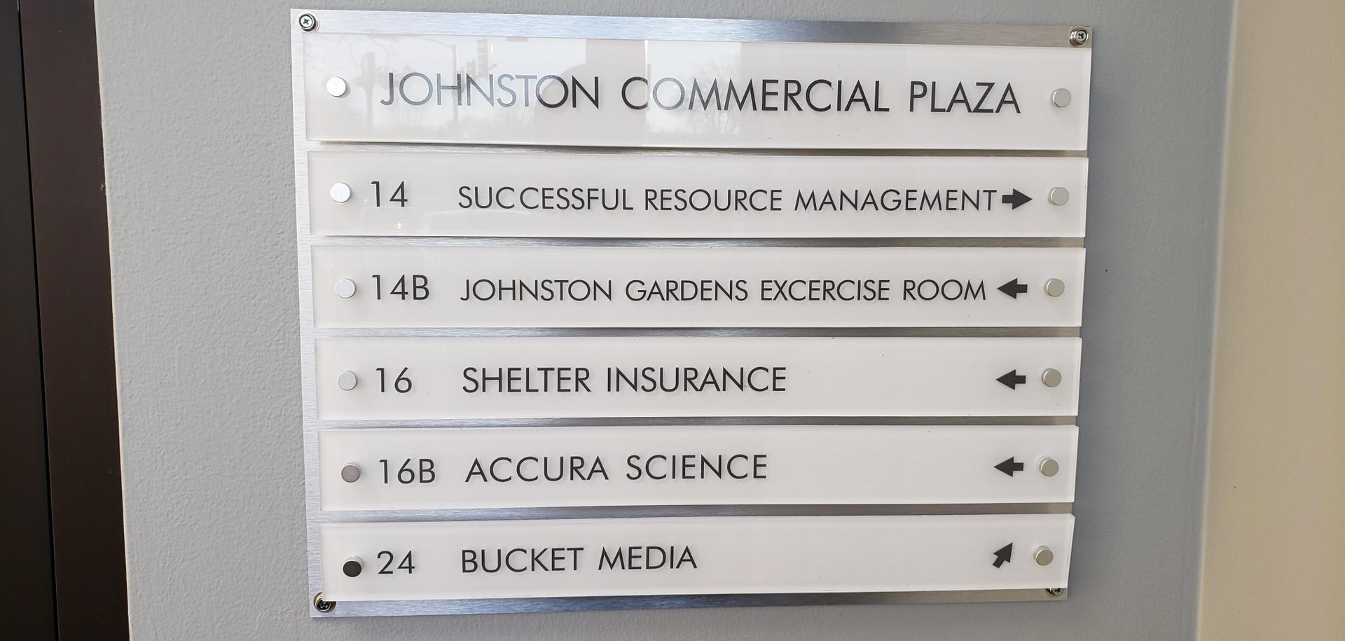 Interior Directory