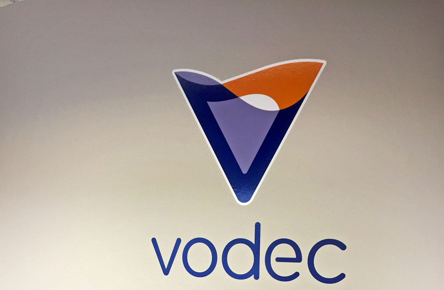 Vodec Interior Wall Graphics