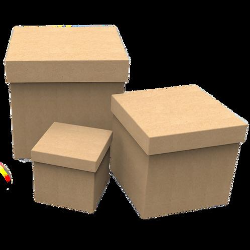 Bundle of 10 Medium Moving Box 3.0 cu.ft