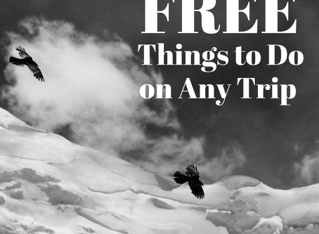 Free Things to Do on Any Trip