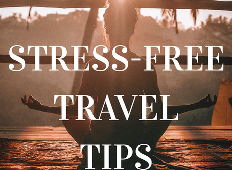 5 Tips for Stress-Free Travel