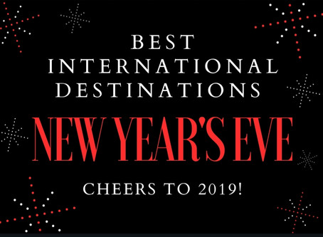 Best International NYE Destinations