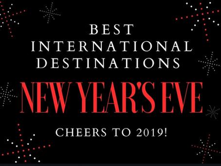 Best International NYE Destinations