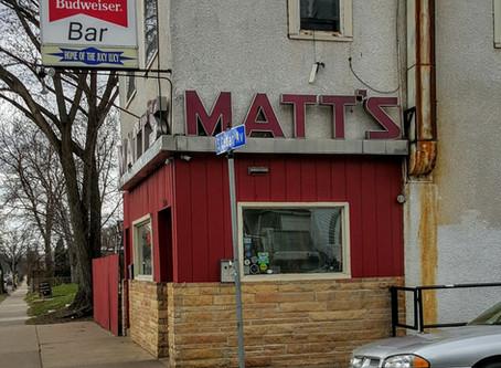 Matt's Bar & Grill 📍Minneapolis, MN