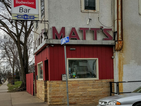 Matt's Bar & Grill 📍Minneapolis, MN