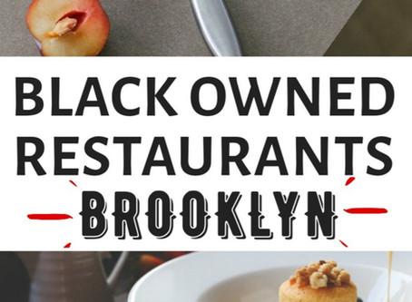 Black Owned Restaurant Guide