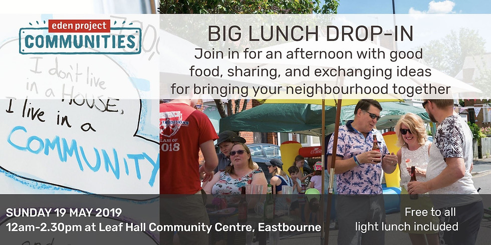 Big Lunch Drop-in