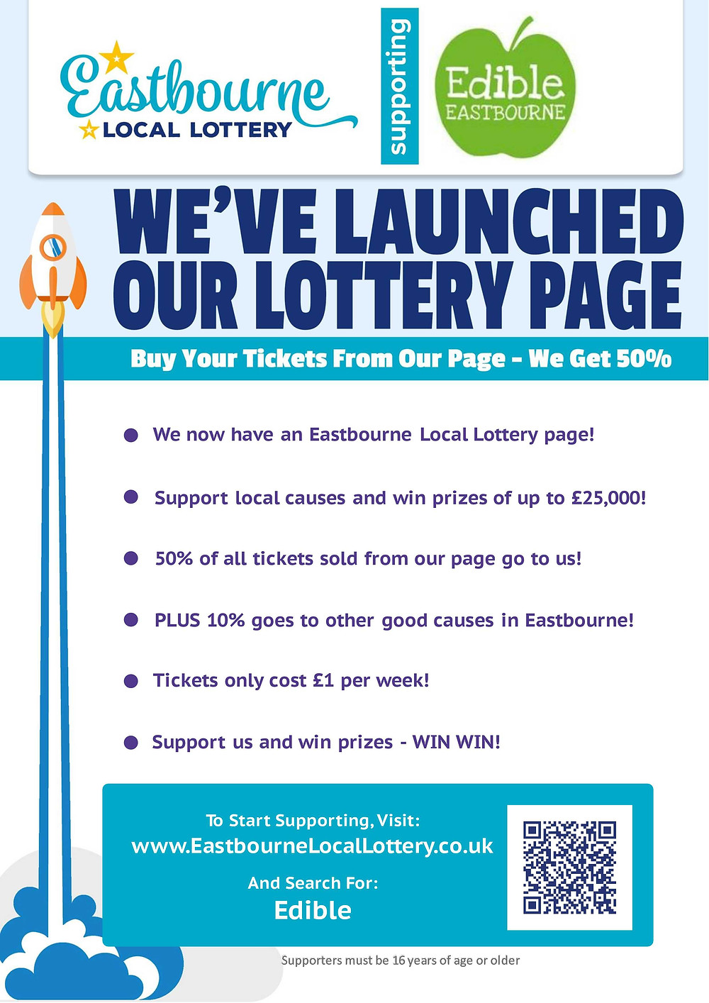 Lottery Poster