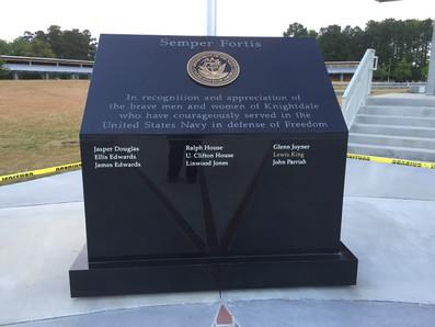 Knightdale Veterans Memorial