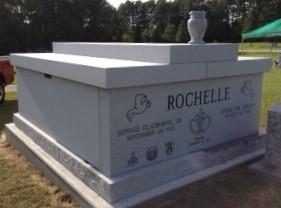 Rochelle Mausoleum
