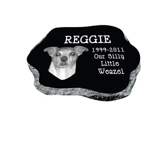 Reggie Rustic Black