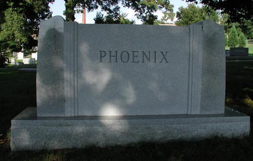 Phoenix Back