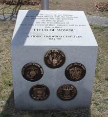 Field of Honor - Oakwood