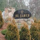 St James Sign 1