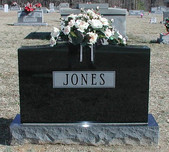 Jones Back