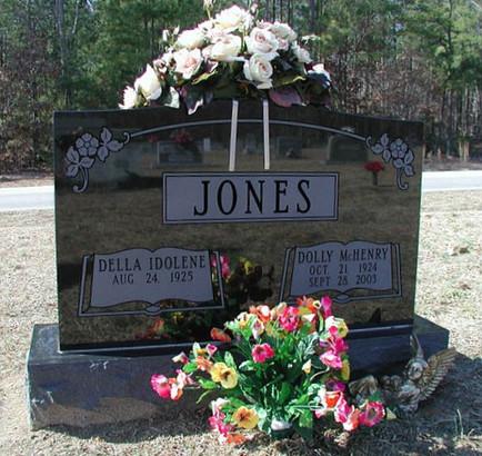 Jones Front