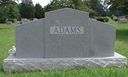Adams Back