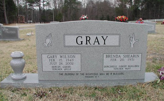 Gray Front