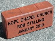 Hope Chapel Brick