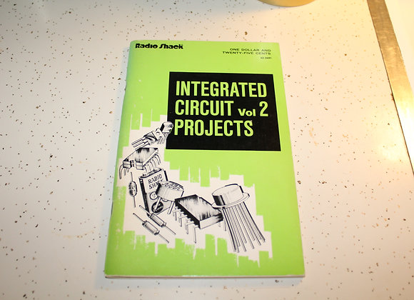 Radio Shack Projects book