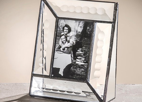 Beveled Glass Picture Frame 2x3 #112-23
