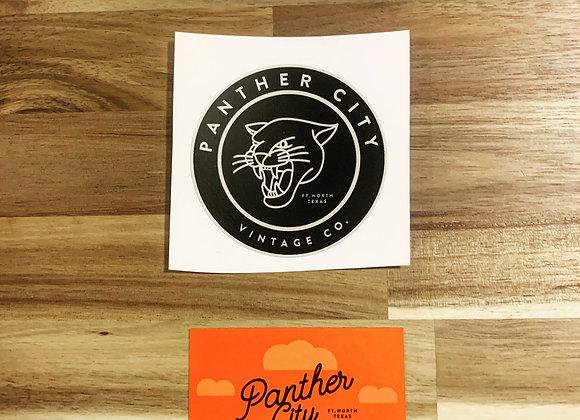 PantherCityVintageCo.-Magnet Sticker Combo