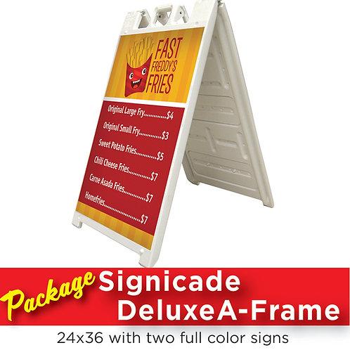 Signicade Deluxe A-Frame