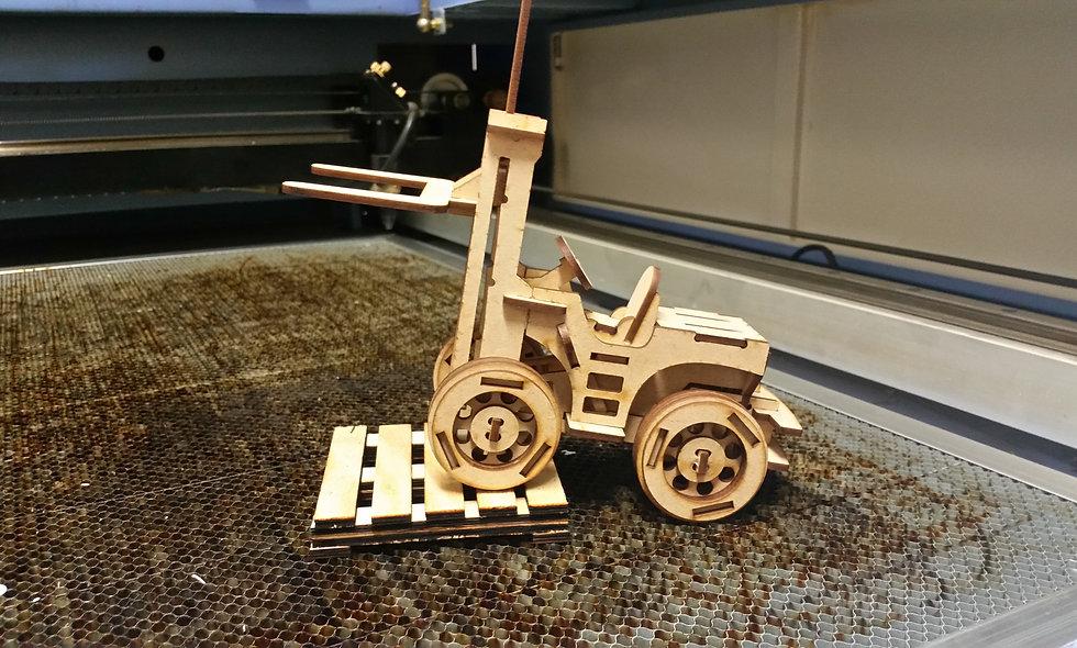 Forklift DIY