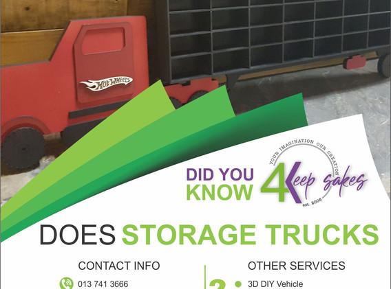 Did you know 4keepsake storage trucks.jp
