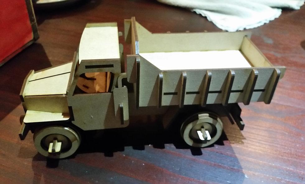 Dump Truck DIY